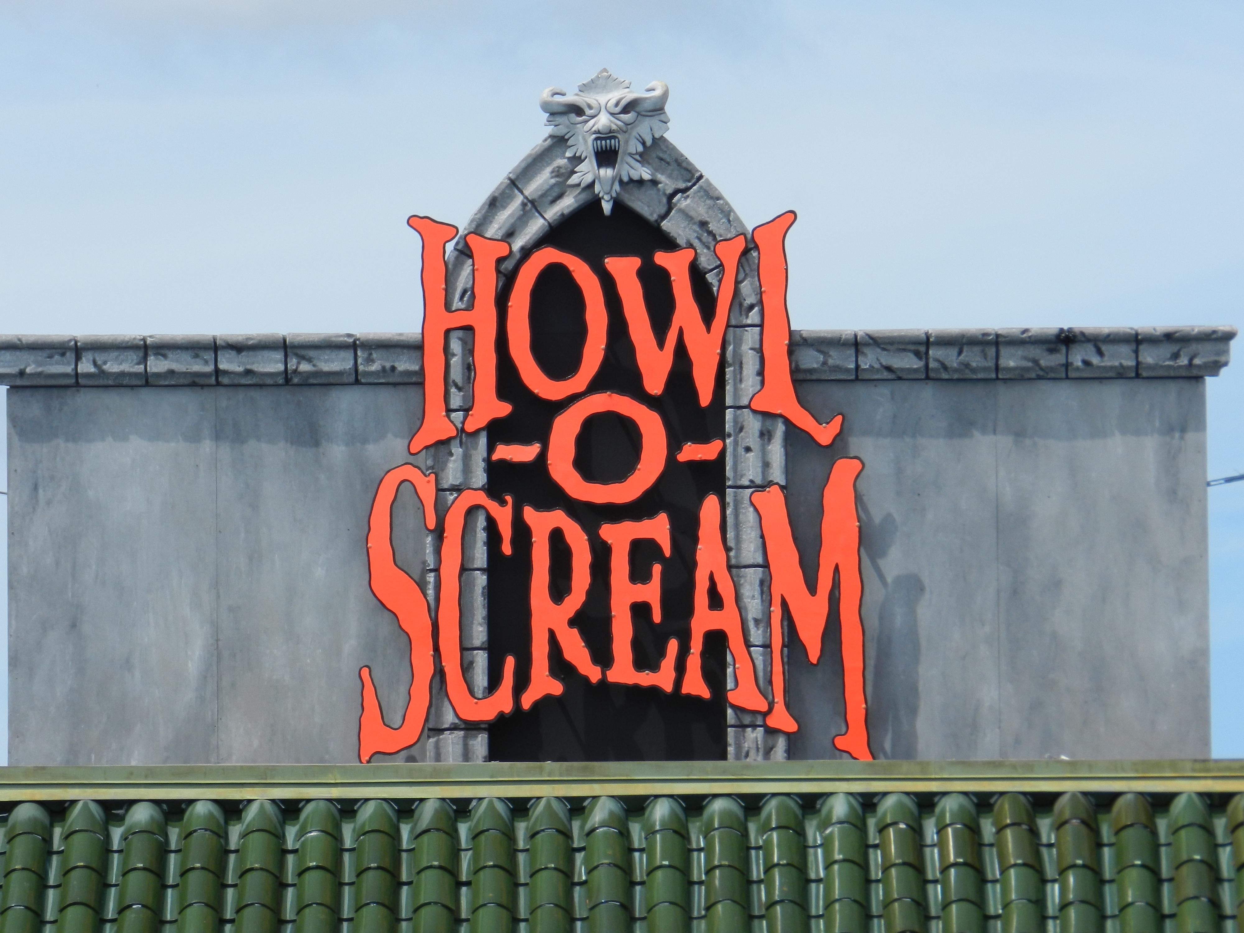 Howl-O-Scream 2012