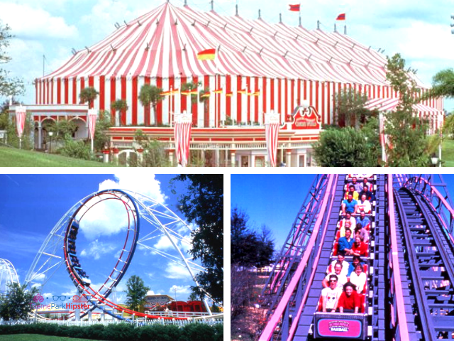 Boardwalk and Baseball Circus World History Davenport Florida