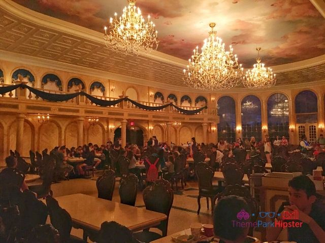 Be Our Guest Restaurant Ballroom