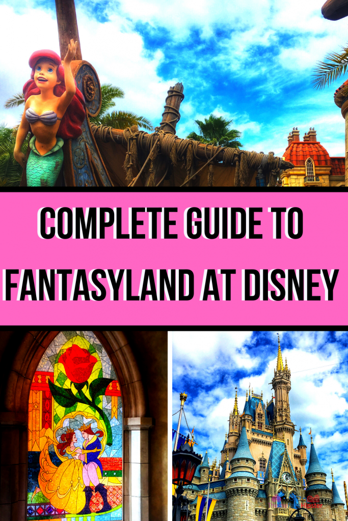 Complete guide to fantasyland at disney magic kingdom