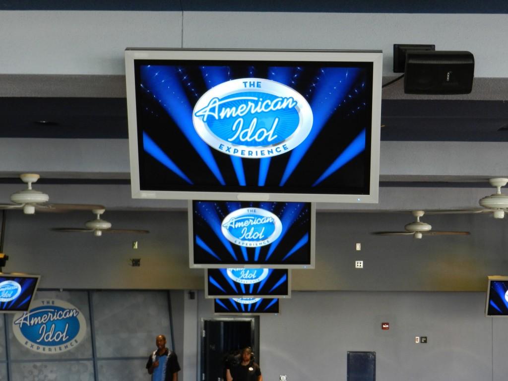 American Idol Experience Disney Preshow