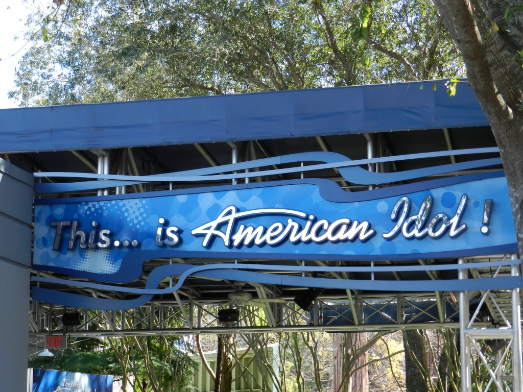 American Idol Experience Disney with  Header