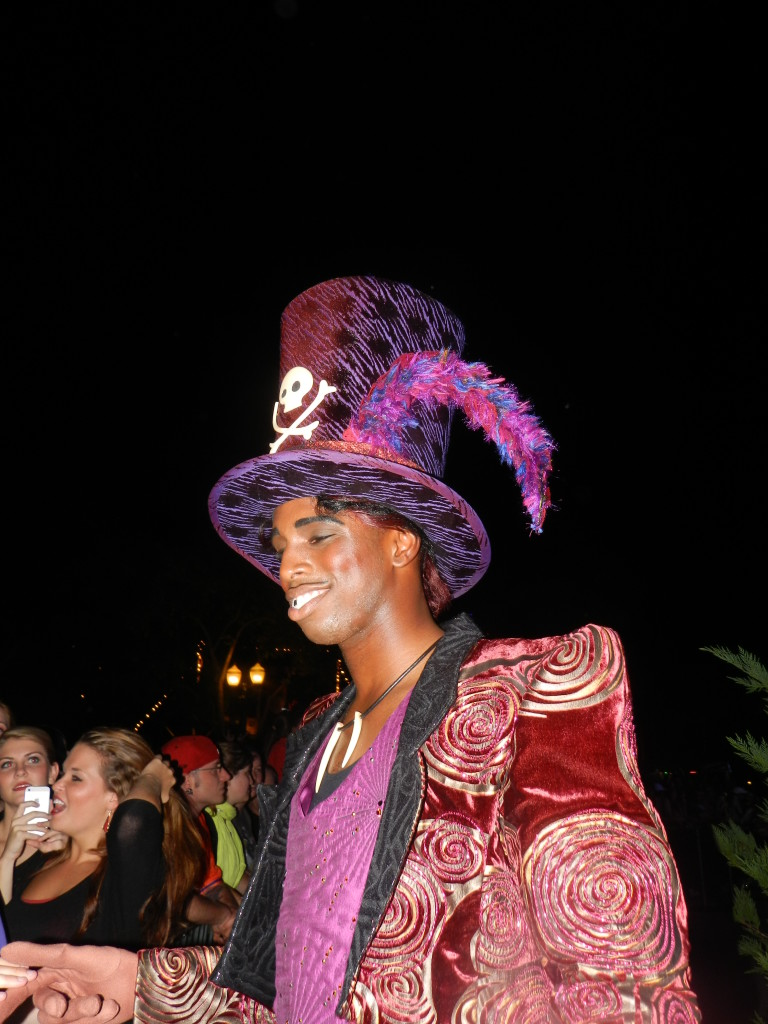 Disney's Villains Party Friday the 13th Dr. Facilier at Walt Disney World