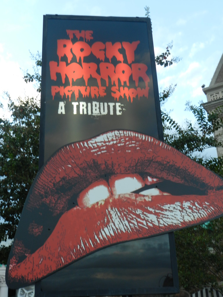 Halloween Horror Nights 2013 The Rocky Horror Picture Show