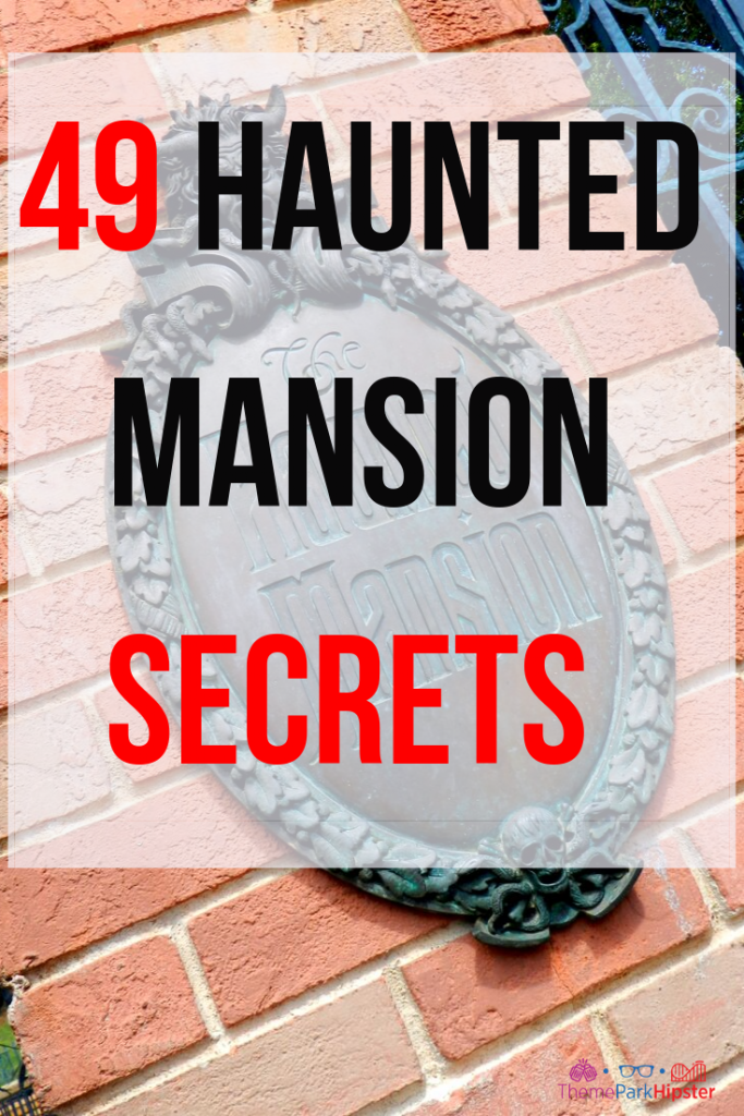 Disney Secrets at Magic Kingdom and Disneyland