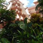 Pyramid at Disney Epcot