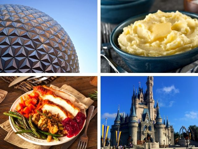 Is Disney Open for Thanksgiving Day. Yes it is with lots of activities to choose from.