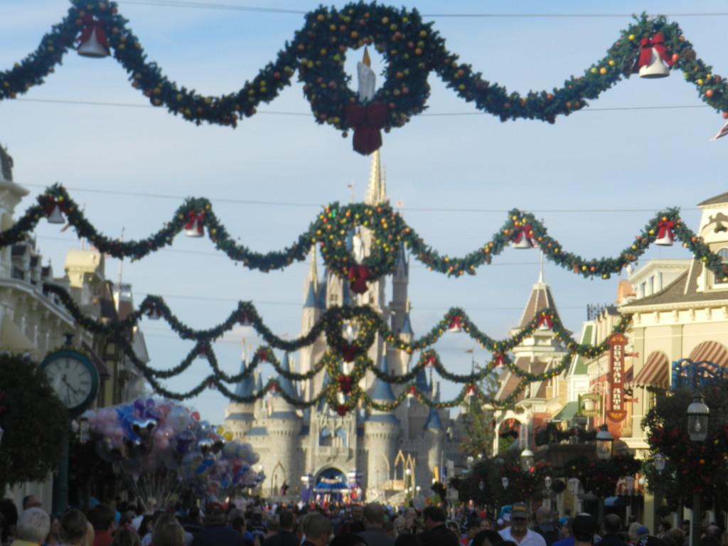 Christmas at the Magic Kingdom 2013