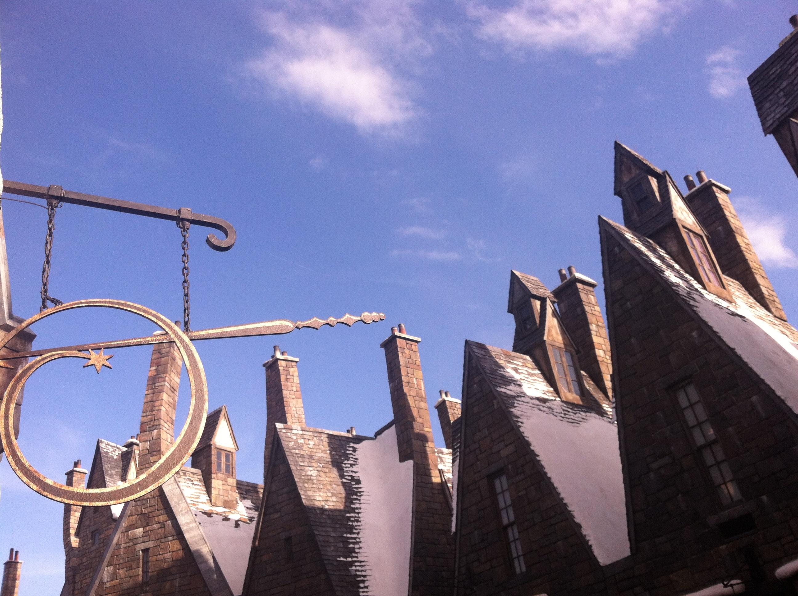 Hogsmeade Wizarding World of Harry Potter World