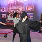A Harry Potter Celebration Wand Combat with ravenclaw wizards