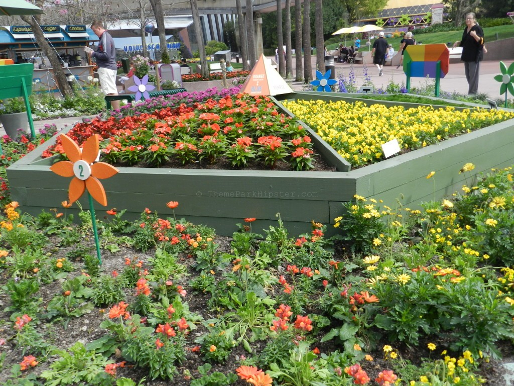 Gardener's Palette at the Epcot Flower and Garden Festival 2014
