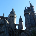 Hogwarts Castle: Harry Potter and the Forbidden Journey