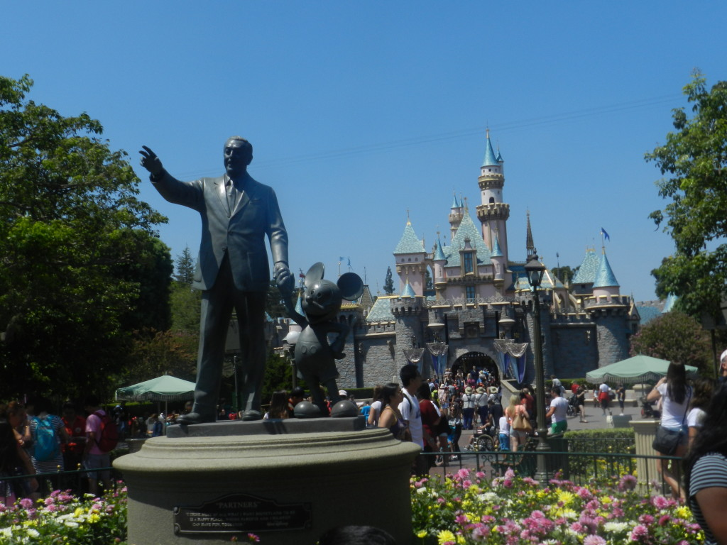 Disneyland California Where are Disney Parks Located