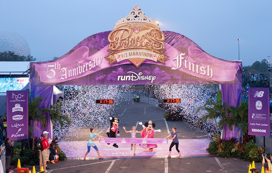 RunDisney Princess Marathon Weekend