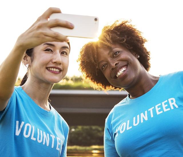 volunteer for race
