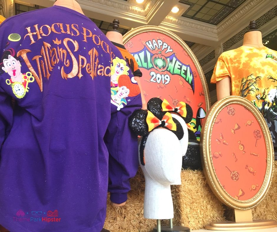 Disney Halloween Merchandise with Purple Hocus Pocus Spirit Jersey