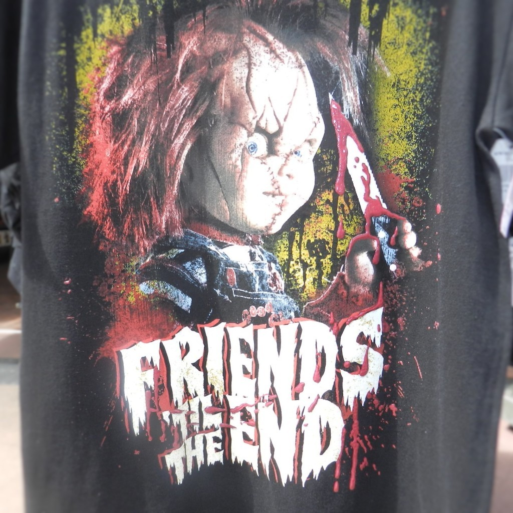 Child's Play Merchandise at Universal Studios 2014