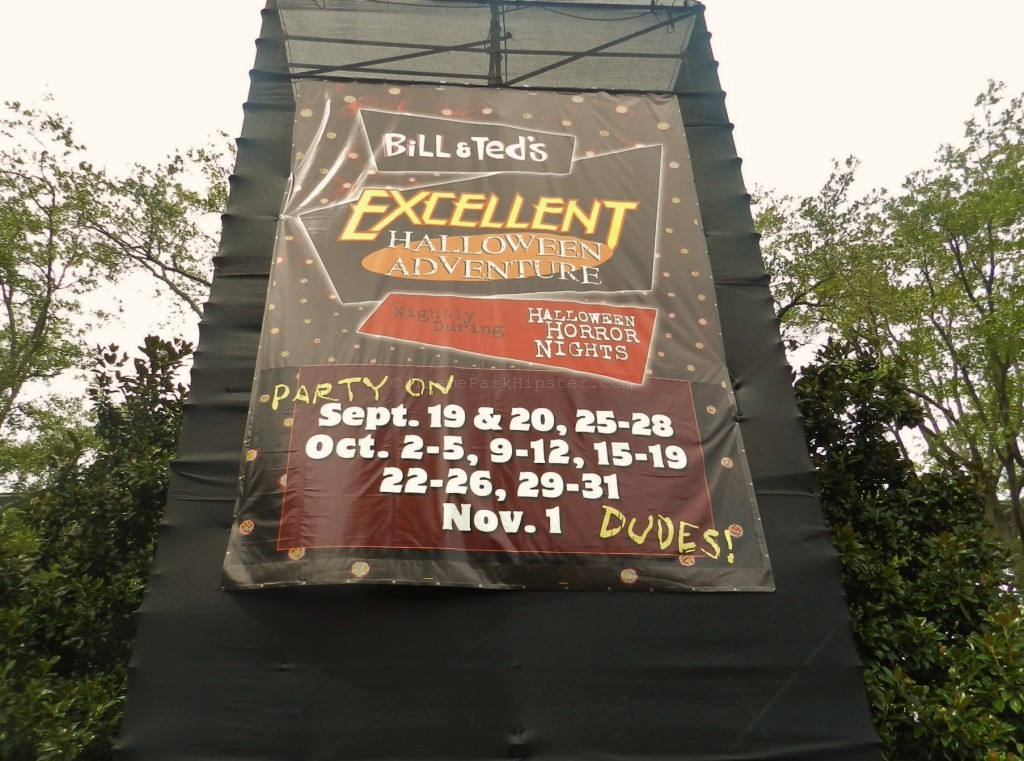 Halloween Horror Nights 2014 Live Shows