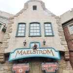 Maelstrom Entrance at Epcot