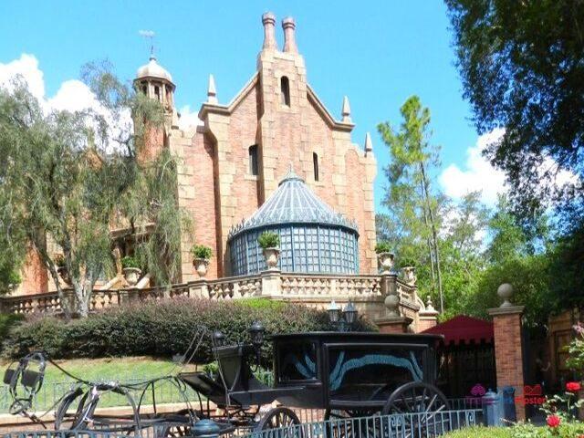 Haunted Mansion Merchandise at Disney Magic Kingdom