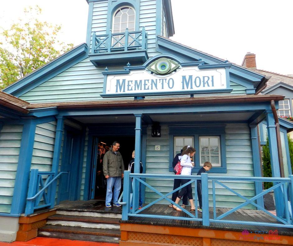 Disney Memento Mori Shop Front Entrance at the Magic Kingdom