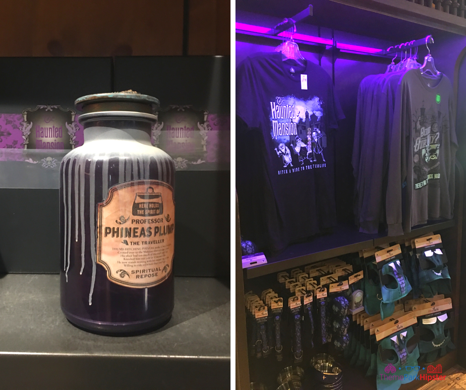 Spooky Disney Halloween Merchandise for the Haunted Mansion