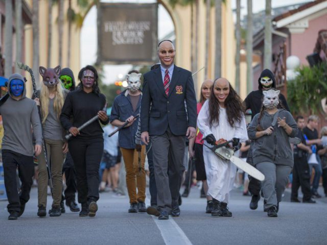 Halloween Horror Nights Tips with the Purge Characters