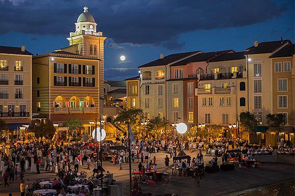 Loews Portofino Bay Resort Nights