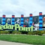 Cedar Point Sandusky, Ohio Entrance