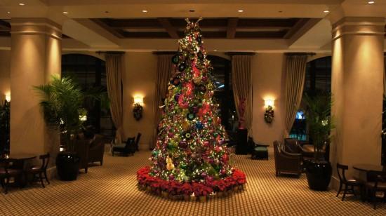 Holidays at the Hard Rock Hotel Photo: Orlando Informer