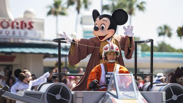 Star Wars Weekends have been discontinued at Disney World