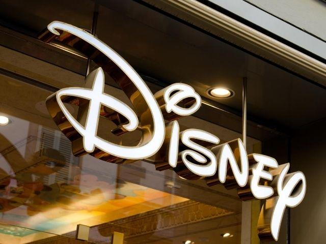 Disney Store Entrance