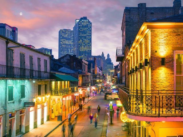 New Orleans Mardi Gras Origins
