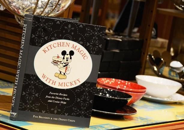 Kitchen Magic With Mickey