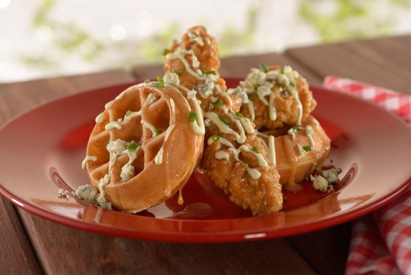 Photo: Disney Co. -Chicken and Waffles
