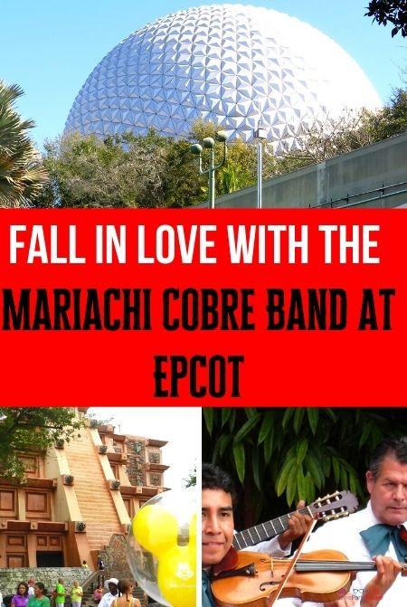 Mariachi Cobre Band at Epcot