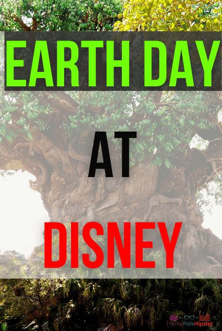 Earth Day at Disney Animal Kingdom