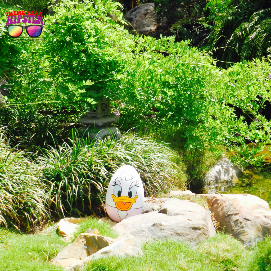 Disney Easter Egg Hunt-Japan Pavilion