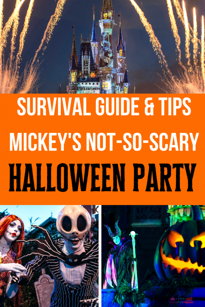 mickey's not-so-scary tips and costumes
