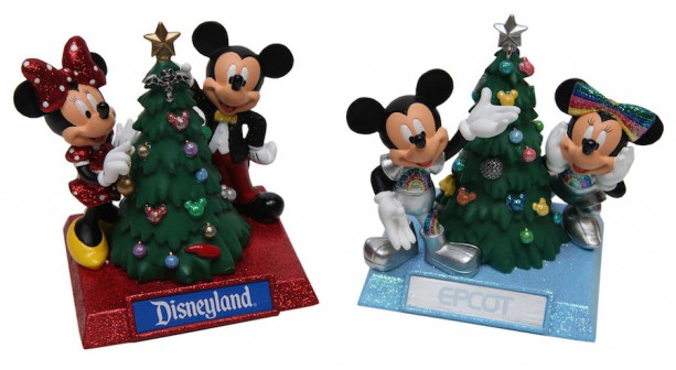 2015 Disney Christmas Ornaments Photo: Disney Co.