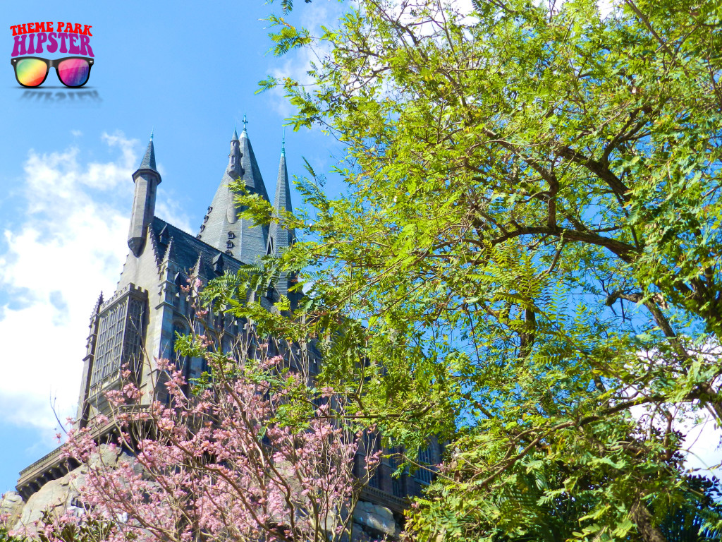 Hogwarts Castle. Best Photo Spots in Islands of Adventure.