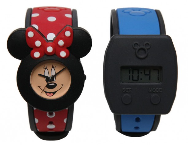 Disney Watch Slider for MagicBand Photo: Disney Co.