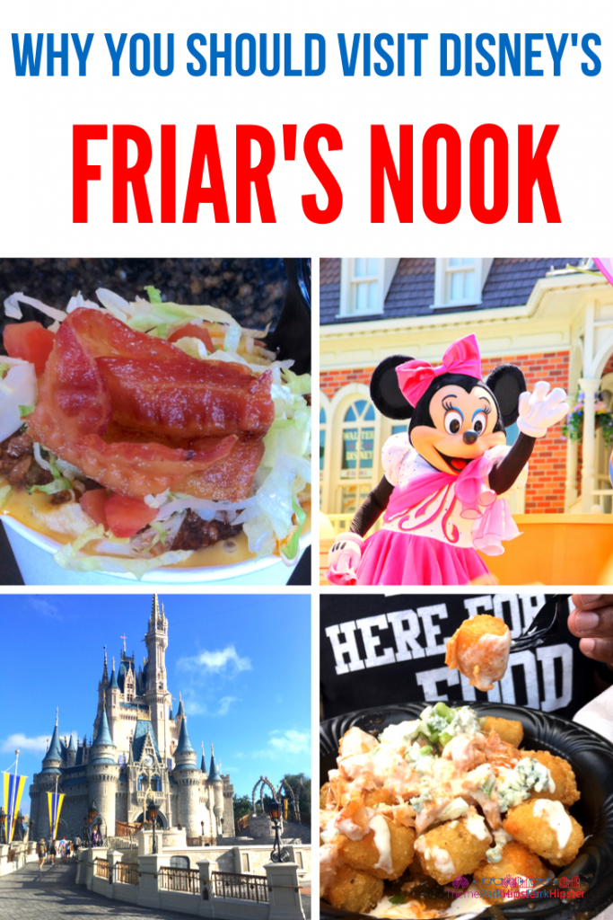 Friar's Nook at Disney Magic Kingdom