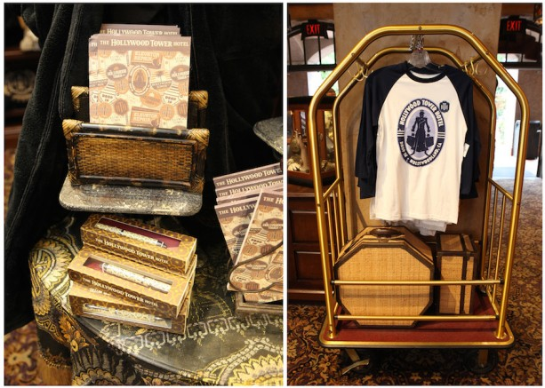 Tower of Terror Merchandise Photo: Disney Co.