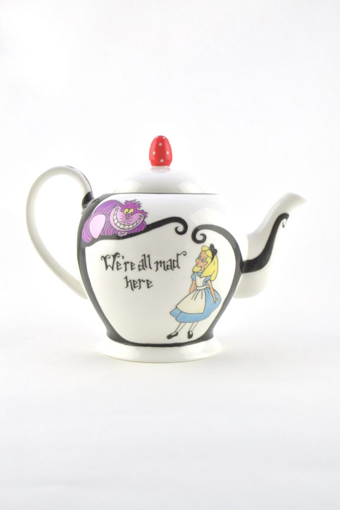 Tea Party Disney Alice in Wonderland