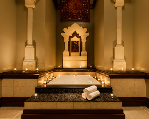 Lovely Mandara Spa at Disney's Swan and Dolphin Resort