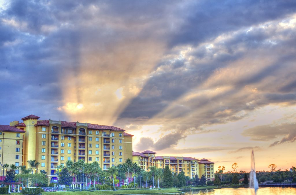Orlando resort near Disney, SeaWorld Orlando, and Universal Orlando.