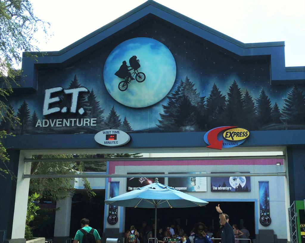 ET Adventure at Universal Studios Orlando, Florida