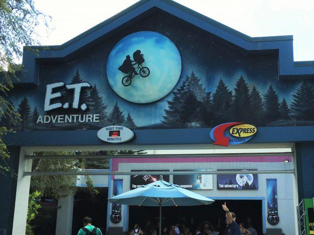 ET Adventure at Universal Studios Orlando, Florida