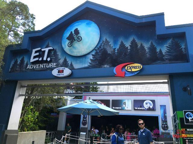 ET Adventure Ride Entrance at Universal Studios Florida